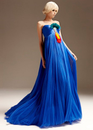 Atelier Versace SS 2011. Изображение № 27.