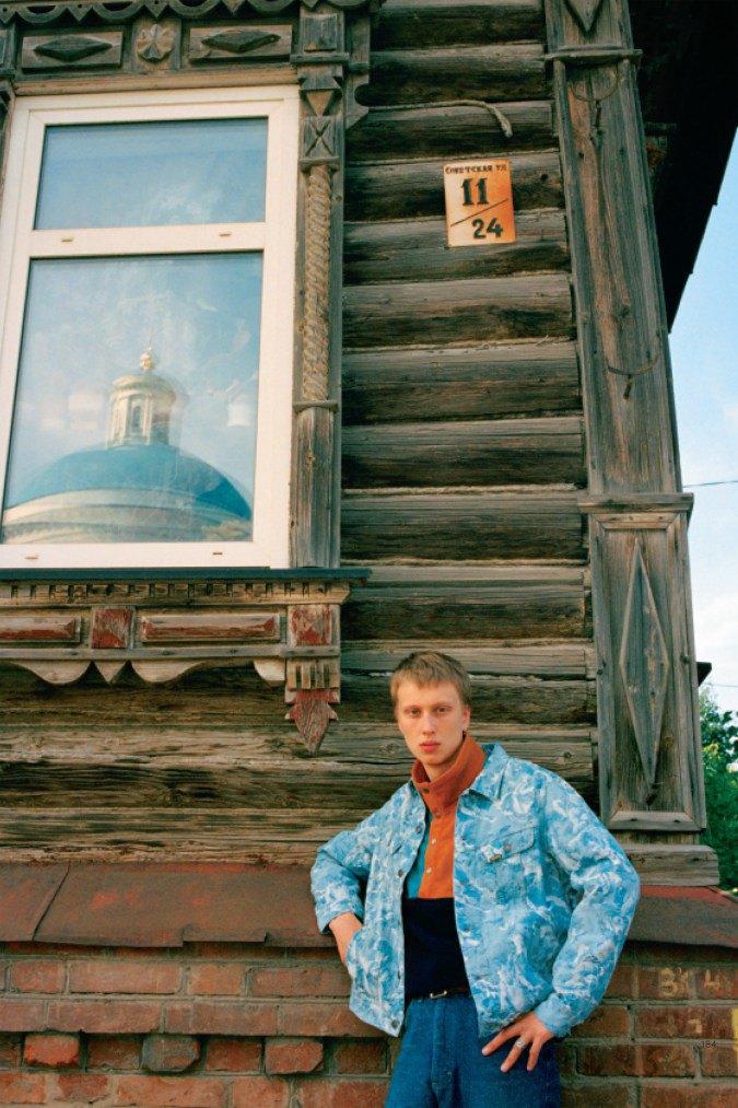Гоша Рубчинский и Толя Титаев запустили новую марку «Рассвет». Изображение № 16.