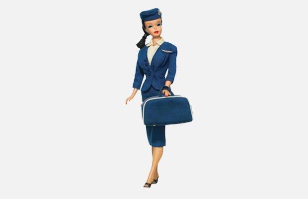 Карьерный рост:  Главные профессии Барби за 55 лет. Изображение № 9.