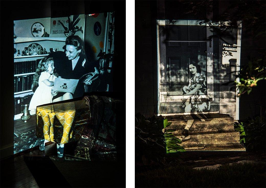 «Проекции прошлого»: Оживший семейный фотоальбом. Изображение № 4.