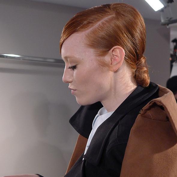 Изображение 59. Milan Fashion Week: бэкстейдж Alberta Ferretti.. Изображение № 29.