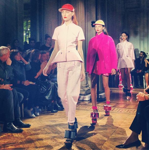 Прямой репортаж  с Paris Fashion Week:  День 6. Изображение № 19.