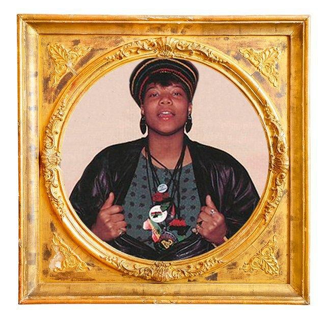 Неистовый респект: Женщины в хип-хопе,  часть I . Изображение № 12.
