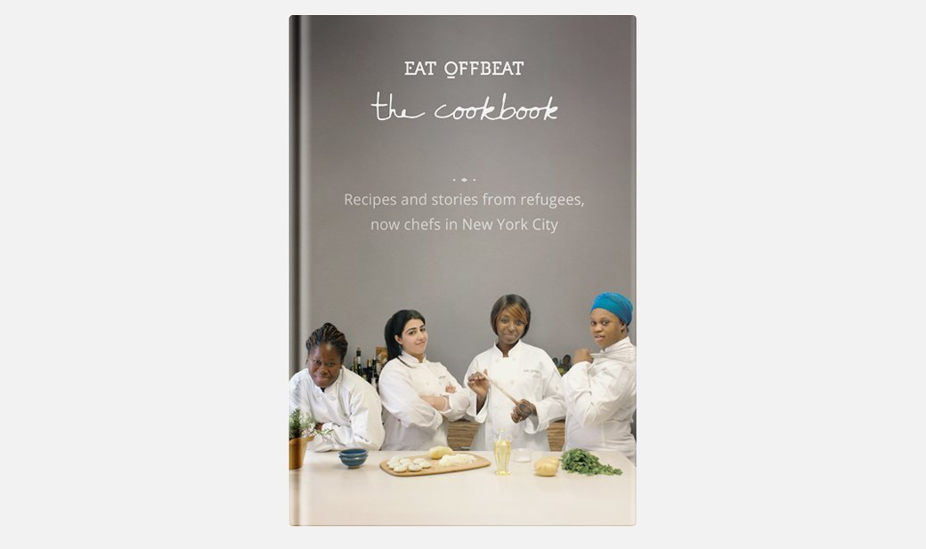 Книга рецептов поваров-беженцев из Нью-Йорка. Изображение № 1.
