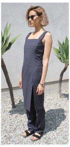 Агнесс Дейн представила дебютную коллекцию своего бренда Title A. Изображение № 8.