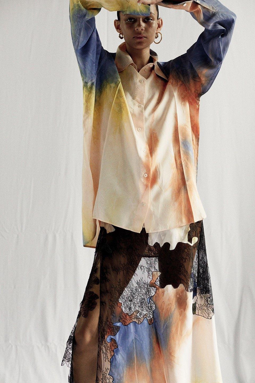 Новый лукбук Céline: Меховая обувь и идеальные костюмы. Изображение № 26.