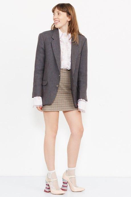 Младший редактор Vogue Олеся Седова о любимых нарядах. Изображение № 8.