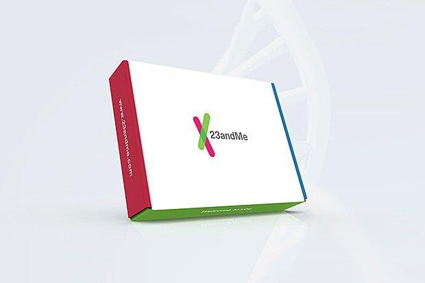 23andMe DNA Spit Kit. Изображение № 4.