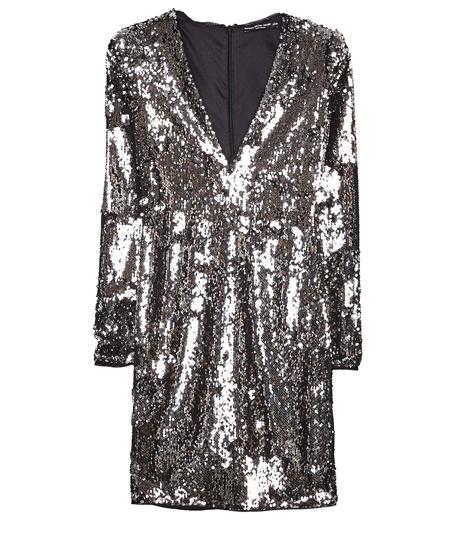 Воланы, бархат, блёстки: 20 красивых и недорогих платьев для Нового года. Изображение № 12.