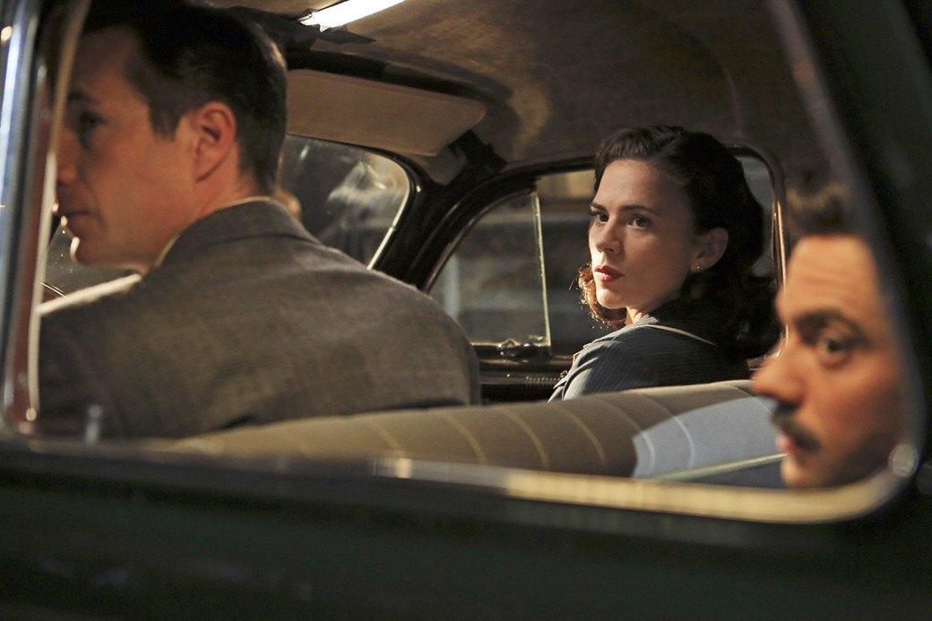 Почему нужно смотреть сериал «Агент Картер» прямо сейчас. Изображение № 4.
