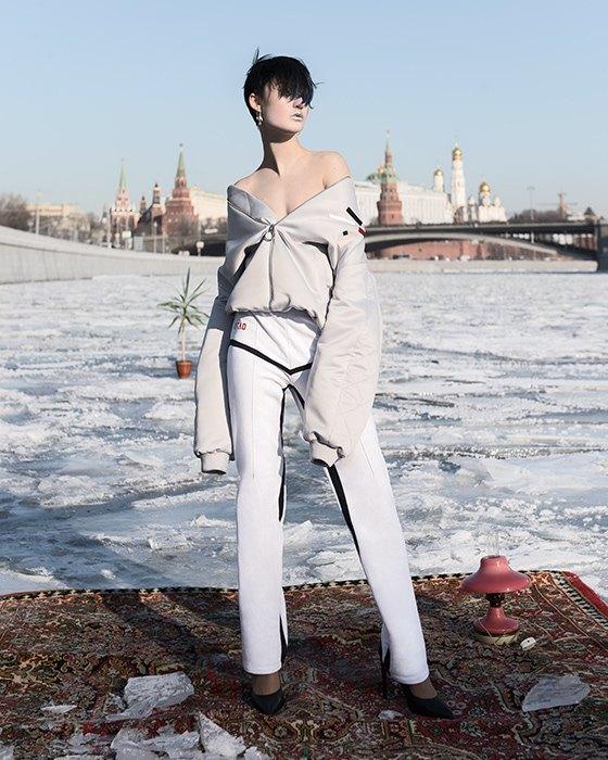 Outlaw Moscow посвятили кампанию юбилею Февральской революции. Изображение № 5.