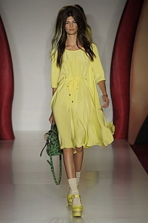 London Fashion Week: Jonathan Saunders и Mulberry. Изображение № 11.