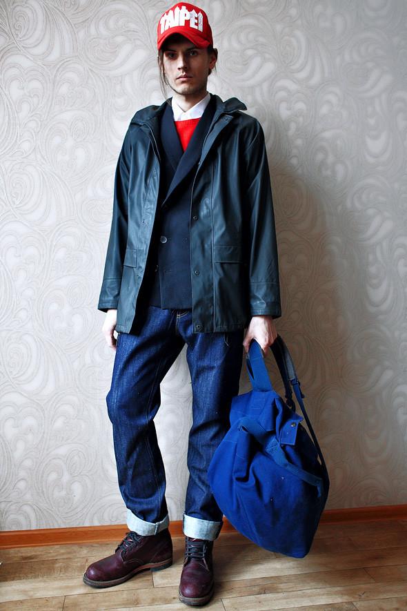Гардероб: Андрей Толстов, модель, сотрудник магазина «КМ20». Изображение № 49.