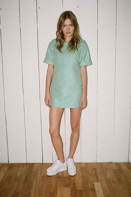 Пижамы, комбинации и халаты в новой коллекции Walk of Shame. Изображение № 6.