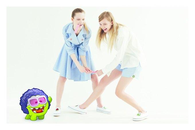 Trends Brands сделали совместную коллекцию с игрой Cut the Rope. Изображение № 10.