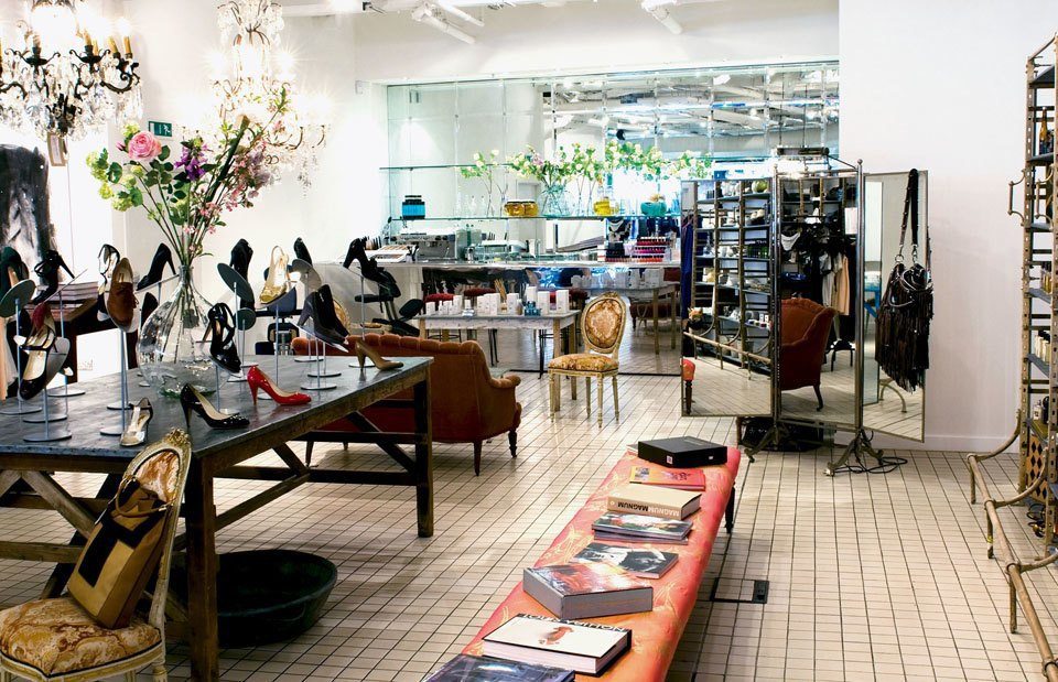 5 лондонских магазинов с лучшим ассортиментом. Изображение № 2.