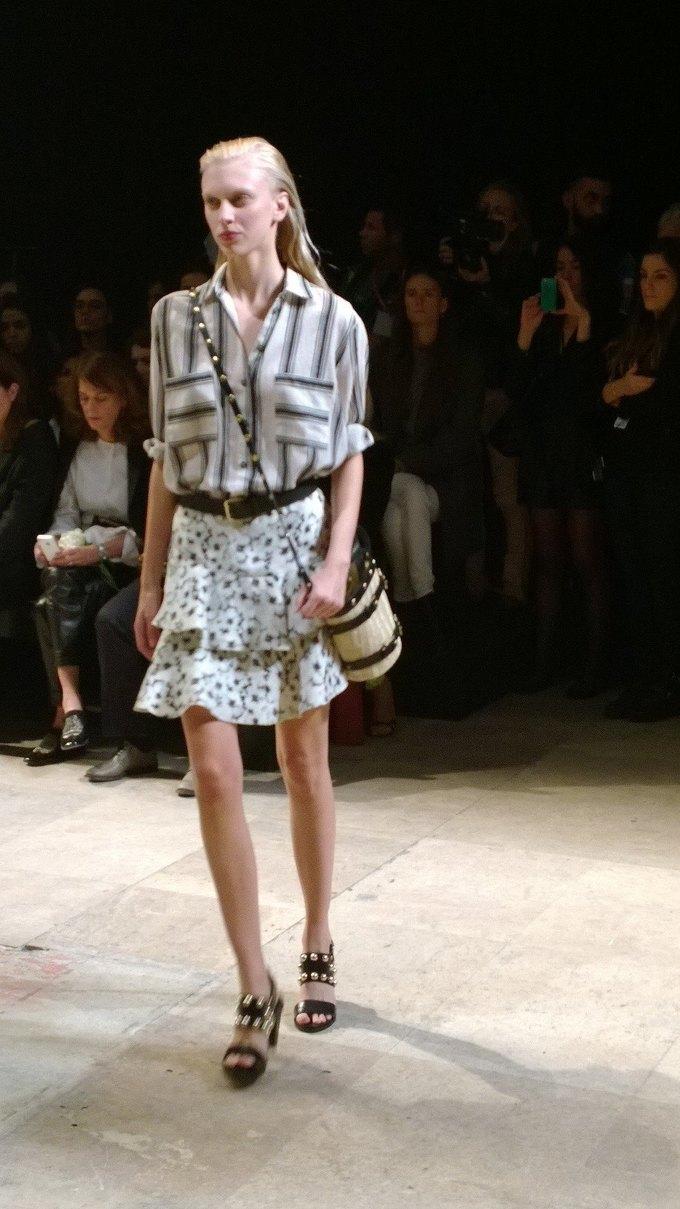 Прямой репортаж  с Paris Fashion Week:  День 8. Изображение № 1.