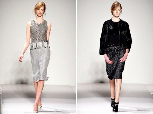 Изображение 7. Показы на Milan Fashion Week FW 2011: день 3.. Изображение № 12.