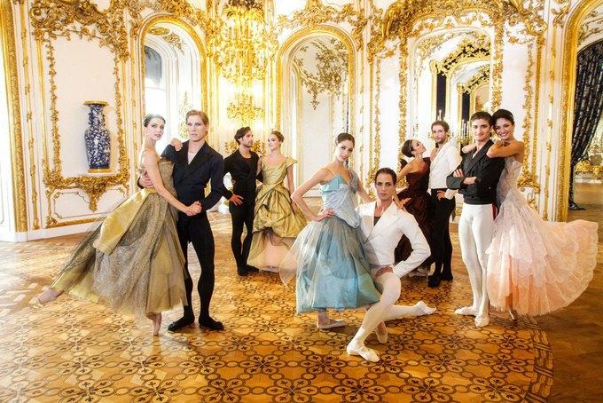 Вивьен Вествуд создала костюмы для Венского балета. Изображение № 3.