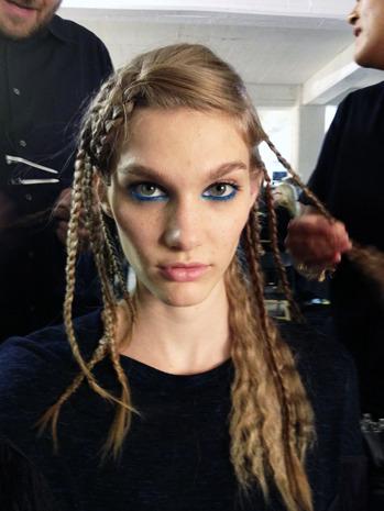 Дневник модели: Ирина Николаева о своем первом опыте на Лондонской неделе моды. Изображение № 1.