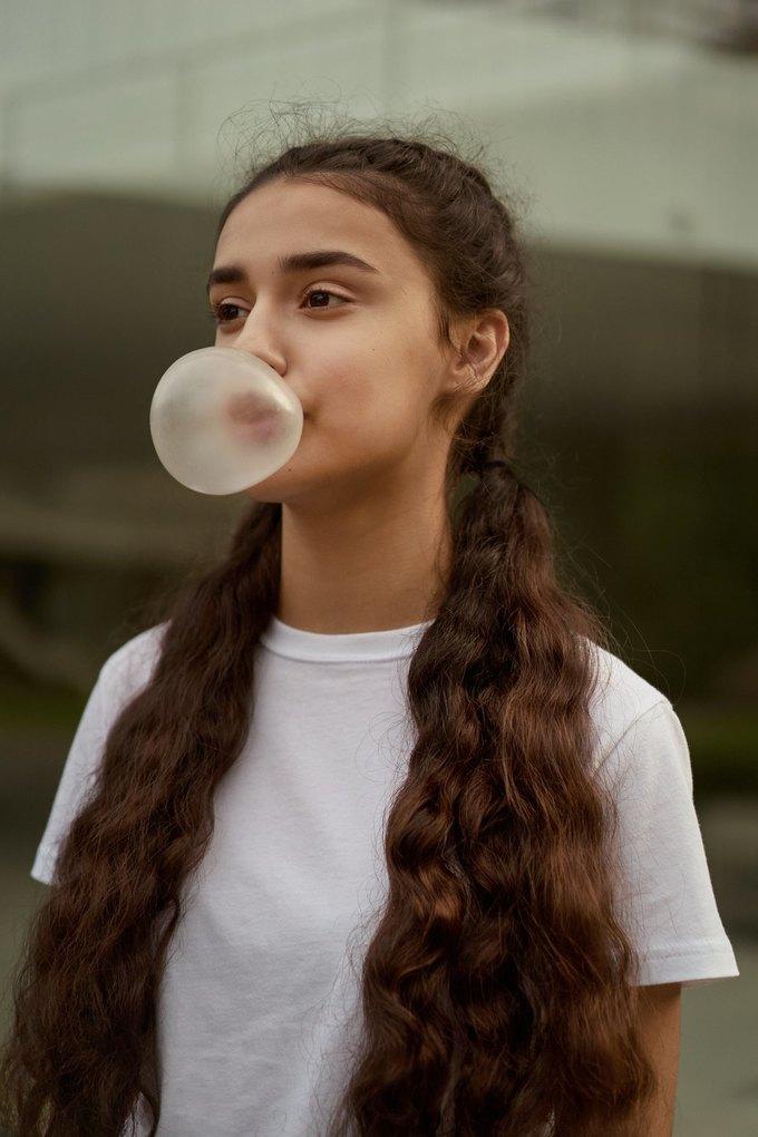 Birdie выпустили съёмку причёсок с девочками-подростками. Изображение № 10.