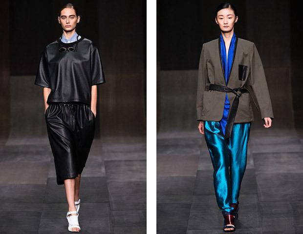 Парижская неделя моды: показы Damir Doma, Dries Van Noten, Rochas, Gareth Pugh и Mugler. Изображение № 1.