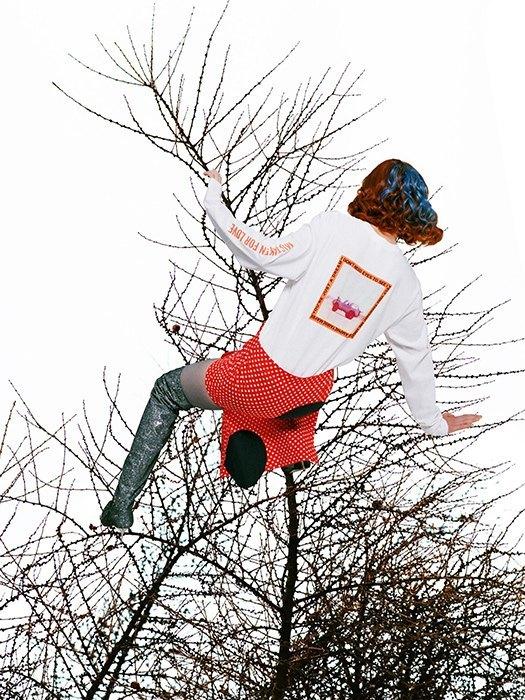 Украинские фотографы Synchrodogs сняли лукбук для Леди Гаги. Изображение № 2.