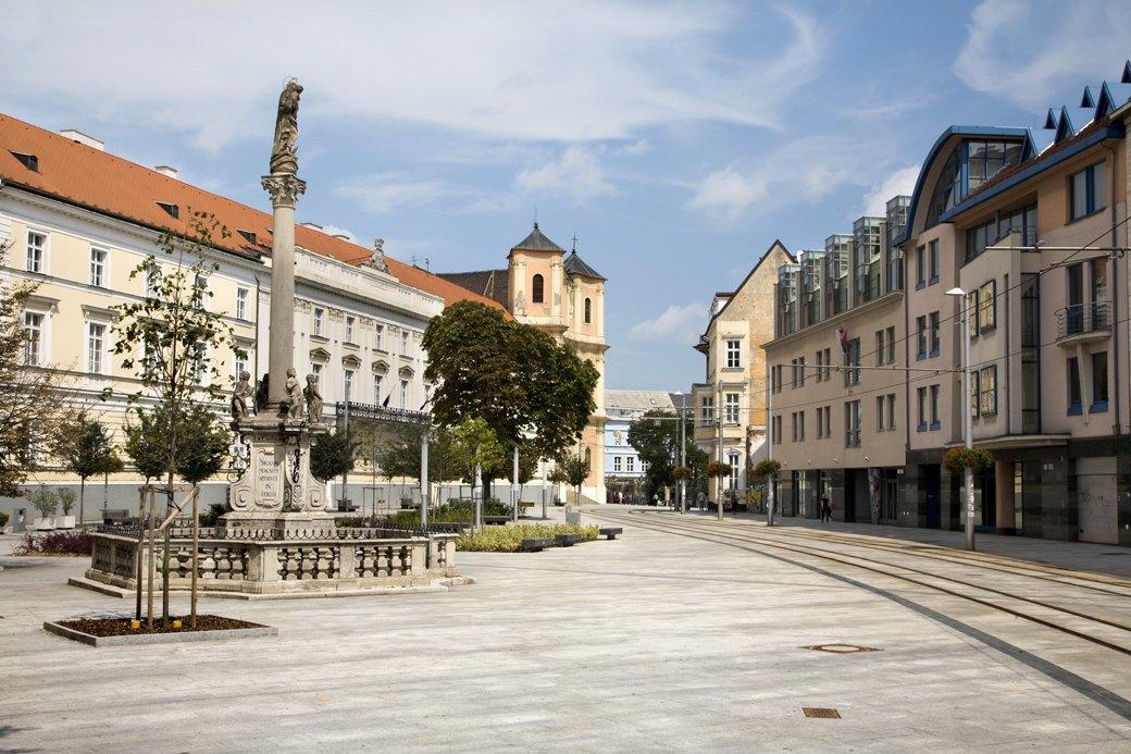 От Братиславы до Гданьска: Как я путешествовала по Восточной Европе . Изображение № 1.