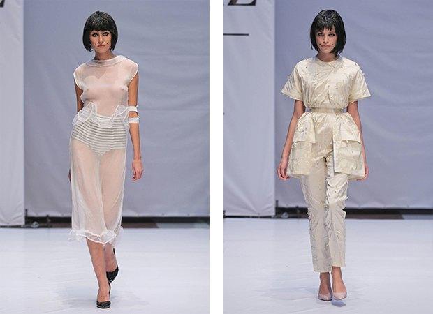 Kiev Fashion Days, часть II: Что показали украинские дизайнеры. Изображение № 1.