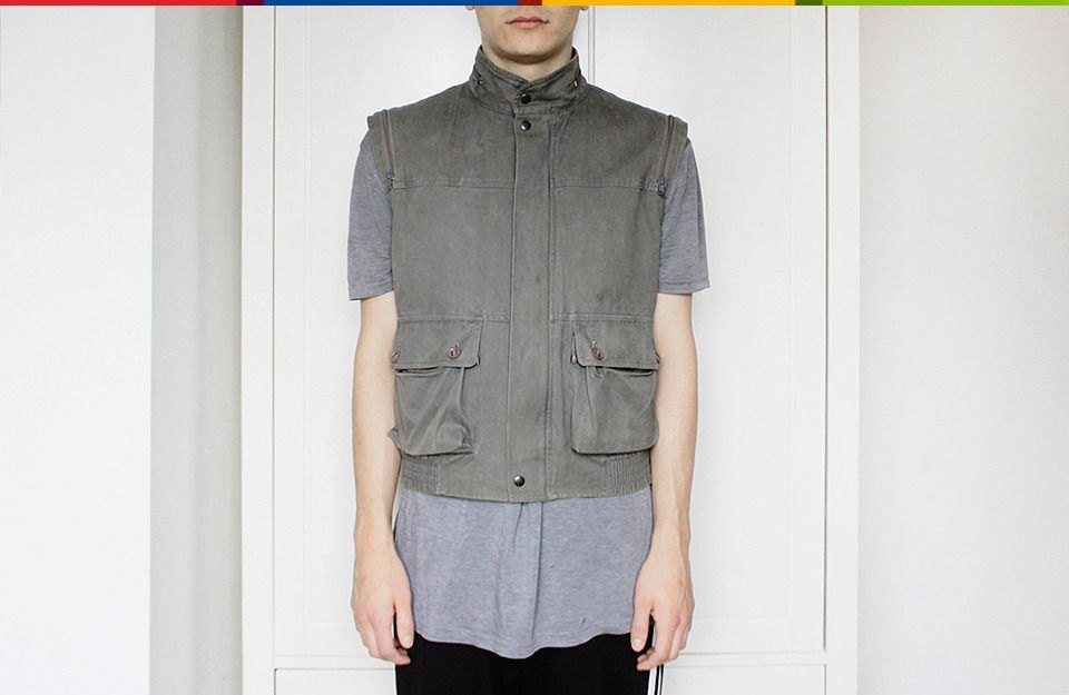 Война и мир: Студент Saint Martins о своей коллекции милитари-одежды. Изображение № 20.