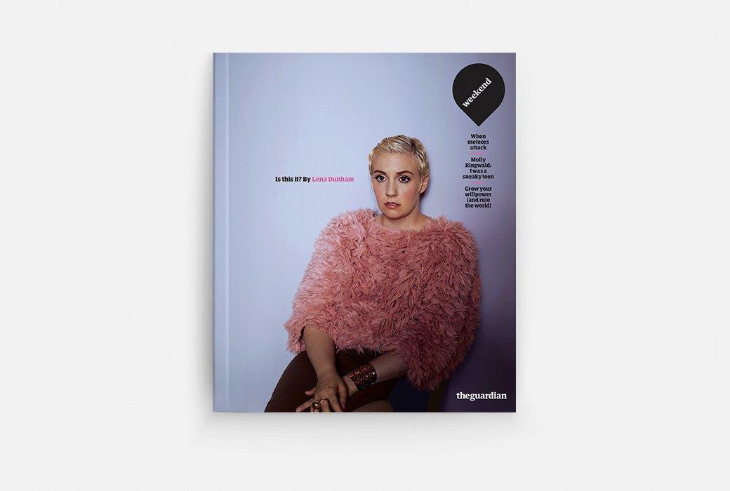 Самые важные «женские» обложки журналов  за 2014 год. Изображение № 8.