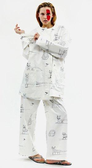 Татьяна Парфенова  о влиянии искусства  на моду. Изображение № 4.