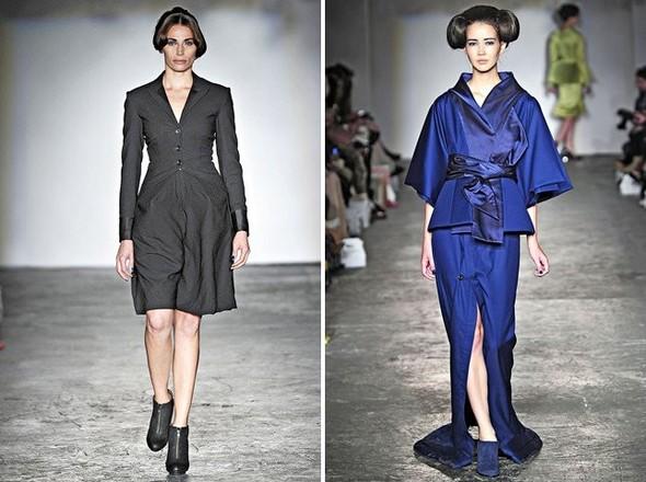 Показы на London Fashion Week SS 2012: День 1. Изображение № 4.