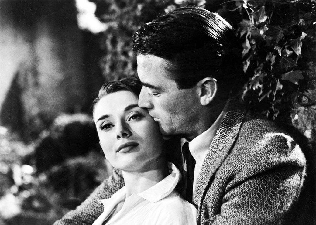 Великий фильм о любви: «Римские каникулы» Уильяма Уайлера. Изображение № 1.