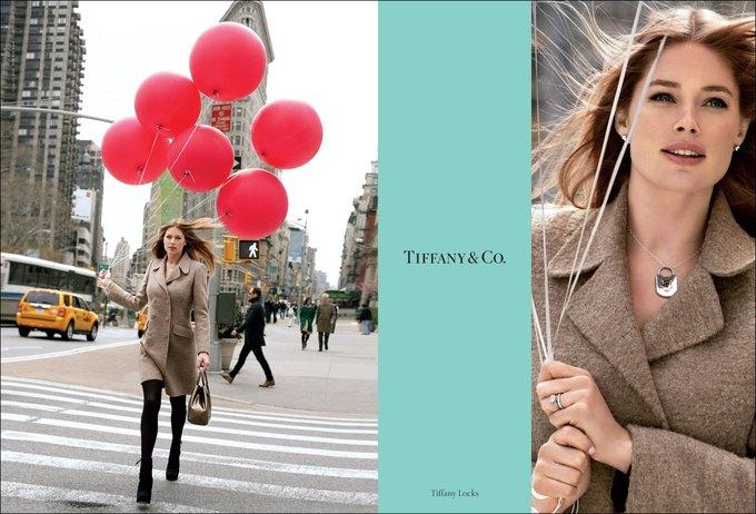 Кампания Tiffany & Co с Даутцен Крус. Изображение № 1.