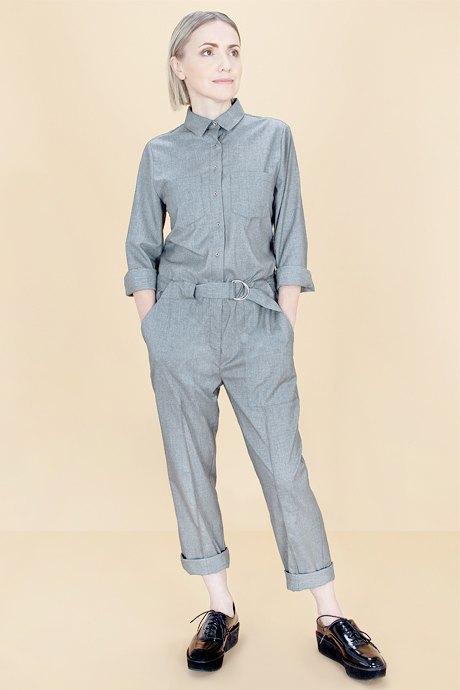 Женщины старше 50 примеряют модные образы. Изображение № 1.