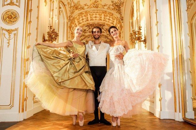 Вивьен Вествуд создала костюмы для Венского балета. Изображение № 1.