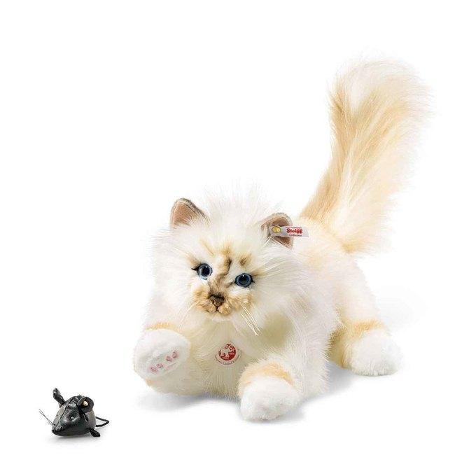 Карл Лагерфельд выпустил плюшевую копию своей любимой кошки. Изображение № 2.