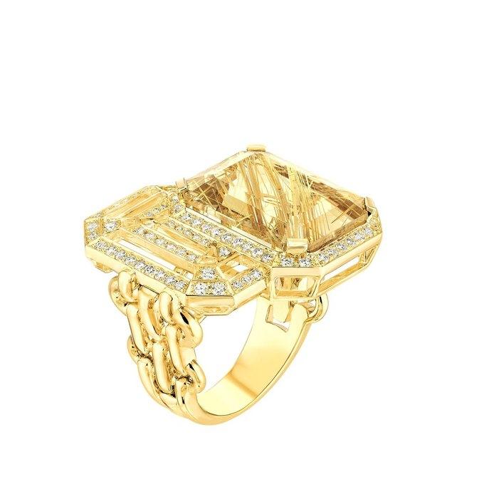 Кира Найтли снялась  в рекламе ювелирной коллекции Chanel. Изображение № 6.