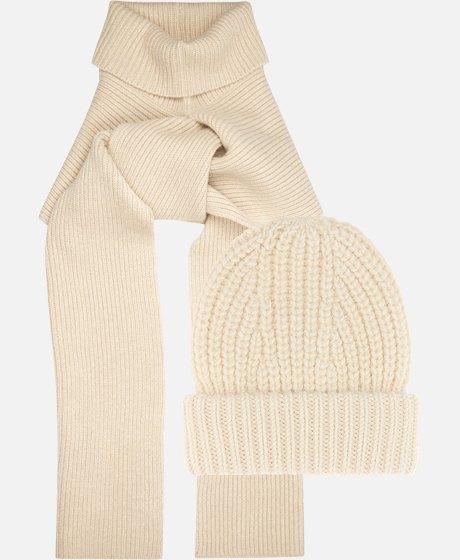 Полный комплект: Шапки и шарфы на холода. Изображение № 6.