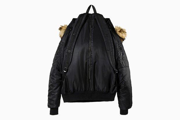 Рианна создала для Puma рюкзак-куртку. Изображение № 2.