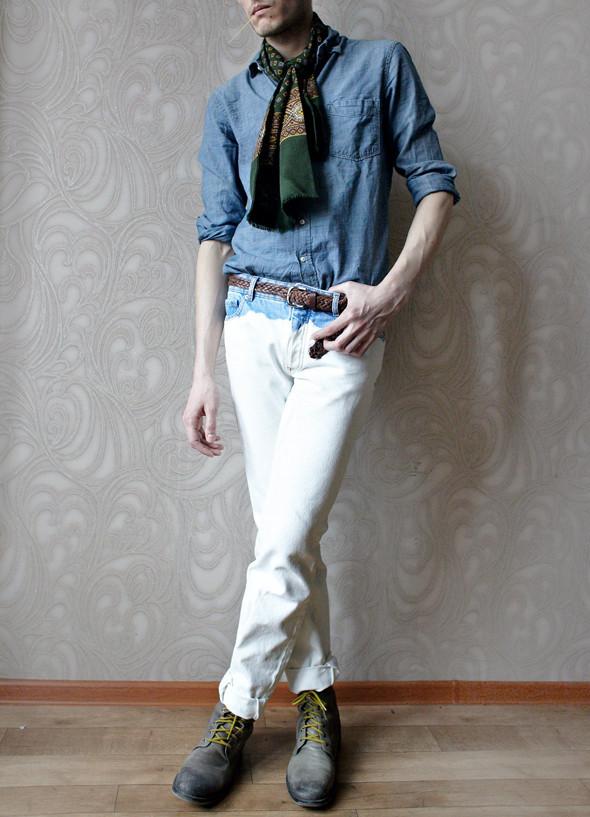 Гардероб: Андрей Толстов, модель, сотрудник магазина «КМ20». Изображение № 44.