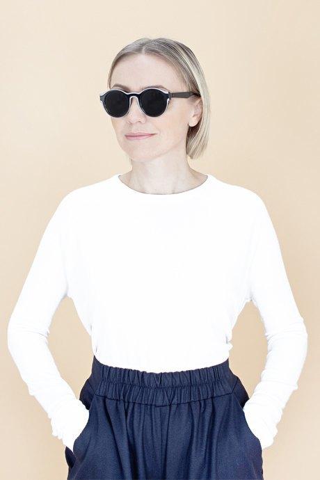 Женщины старше 50 примеряют модные образы. Изображение № 18.