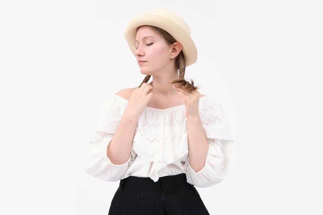 Основательница Strogo Vintage Марина Чуйкина о любимых нарядах. Изображение № 1.