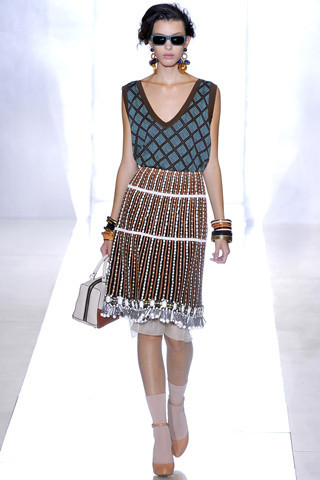 Milan Fashion Week: Показ Marni SS 2012. Изображение № 33.