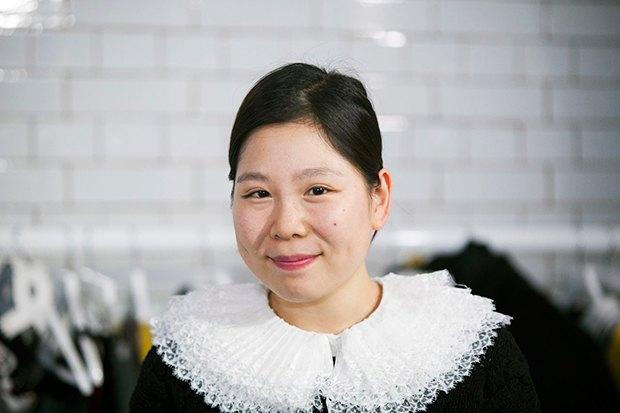 Минджу Ким, фэшн-дизайнер и победитель премии H&M. Изображение № 1.