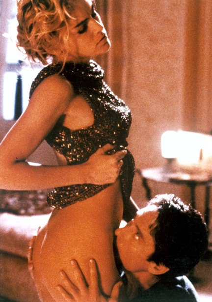 Кадр из фильма «Основной инстинкт». Изображение № 1.