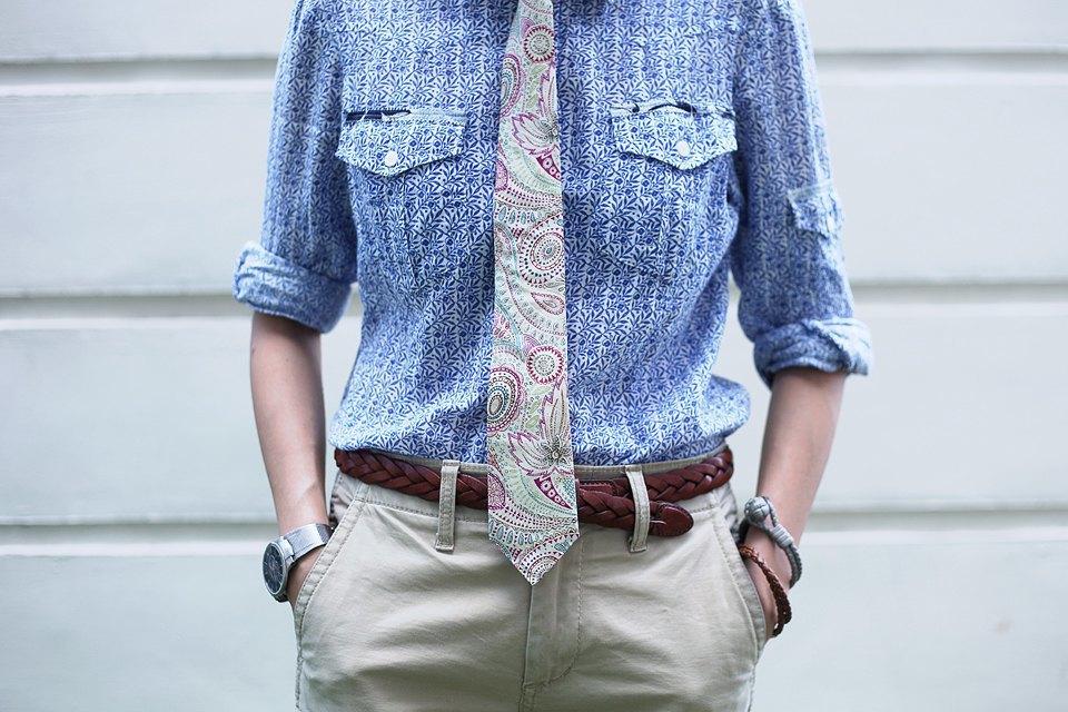 Гардероб: Джени Кай,  директор моды Esquire Singapore . Изображение № 7.