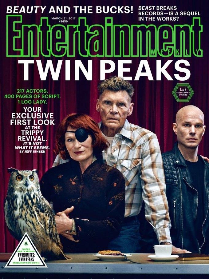 Опубликованы первые фотографии героев нового «Твин Пикса». Изображение № 2.