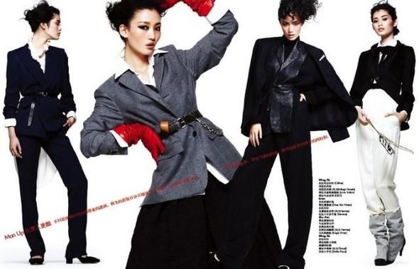 Новые лица: Лина Чжан, модель. Изображение № 8.
